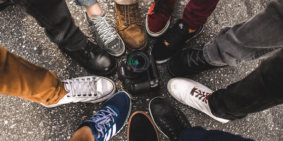 5 Sneakers For Guys Under Dhs200