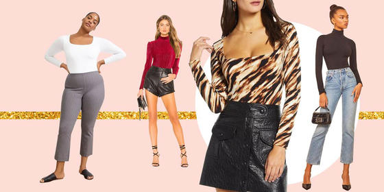 20 Bodysuit Outfits That'll Make You Look Polished