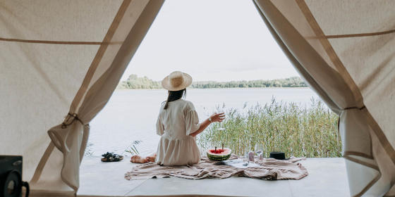 10 cool glamping spots in the UAE