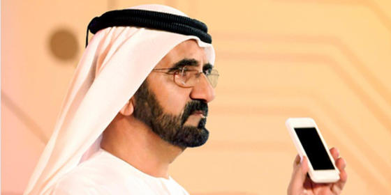 Sheikh Mohammed just issued the Ultimate Social Media Guidelines