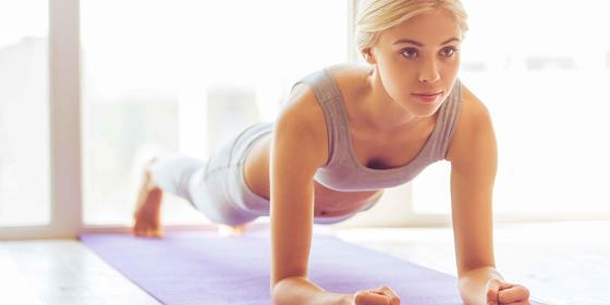 How To Nail The Perfect Press-Up