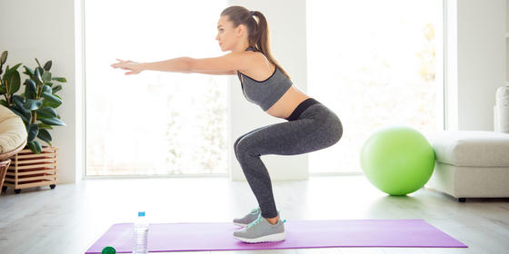 How To Nail The Perfect Squat