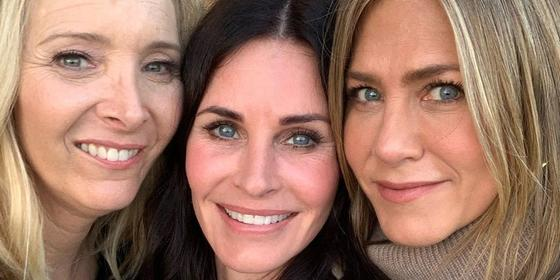 A Friends Reunion Is Actually Happening And We're Freaking Out