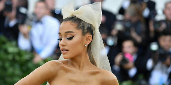 Ariana Grande Is Super Sick and Says She Can't Swallow or Lift Her Head