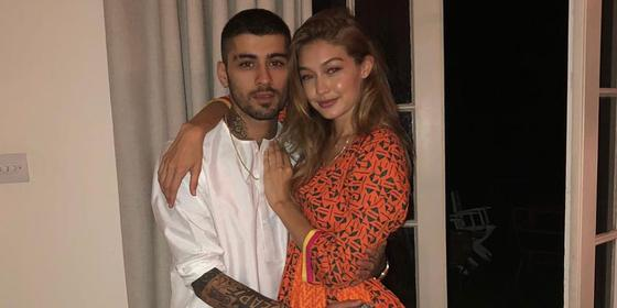 """Welp, Gigi Hadid Is """"In Touch"""" With Zayn Malik Again After Her Split From Tyler Cameron"""
