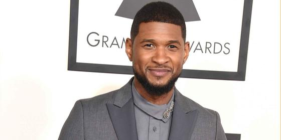 Usher Is Performing In Abu Dhabi During The Long Weekend!