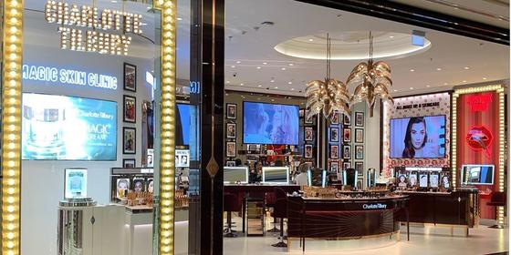 Darlings! A New Charlotte Tilbury Store Just Opened In Mall Of The Emirates