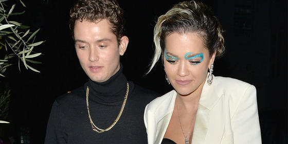 Rita Ora And Rafferty Law Are Reportedly Dating