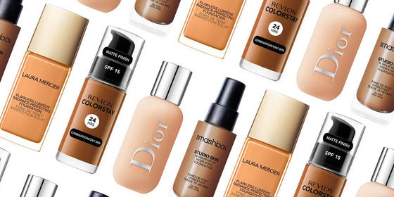 These Are The Holy Grail Foundations We're Obsessed With