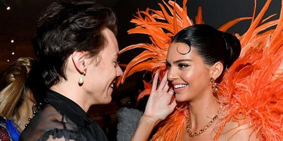 Watch Kendall Jenner Ask Harry Styles Which of His Songs Were About Her