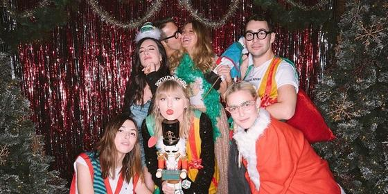 Taylor Swift Threw an Insane, Celeb-Filled Birthday Party Last Night