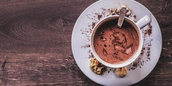 The Best Hot Chocolate At Home… For One