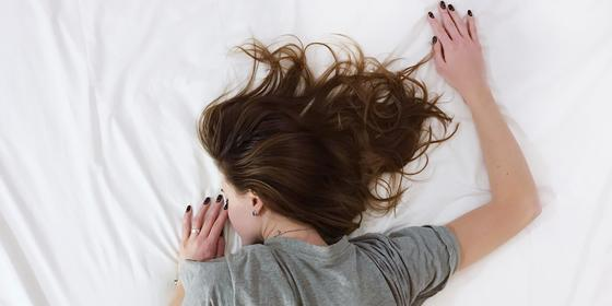 The simple trick that can calm sleep anxiety within minutes