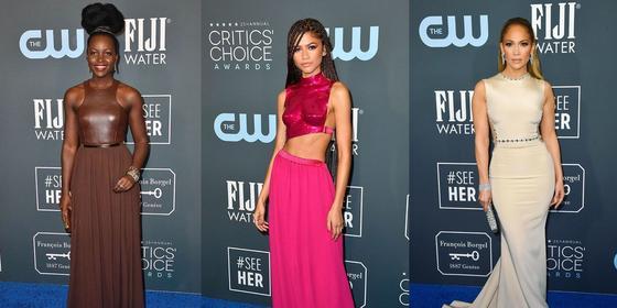 Best Dressed Celebrities: Critics Choice Awards 2020