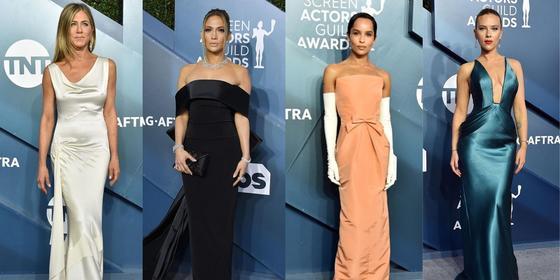 SAG Awards 2020: The Best Dressed Celebs