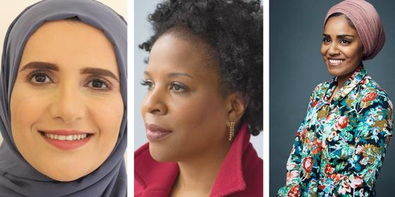 Unmissable Female Writers at Emirates Festival of Lit