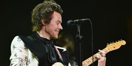 Fans are going absolutely wild for this Harry Styles lookalike