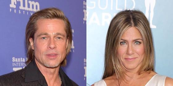 How could anyone possibly still ship Jen Aniston and Brad Pitt?