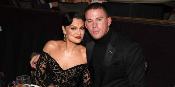 Channing Tatum claps back at trolls in support of Jessie J