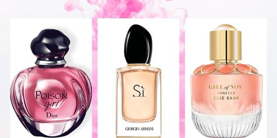 Here are 8 perfect perfumes to keep you smelling sweet this  V-Day