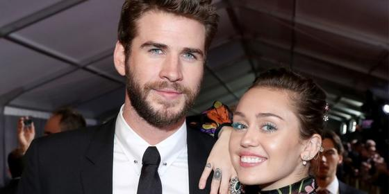 Miley Cyrus and Liam Hemsworth just officially finalised their divorce