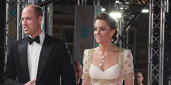 Kate Middleton just served up one of her most sparkly looks to date