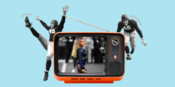 Behold: the best super bowl halftime performances in history