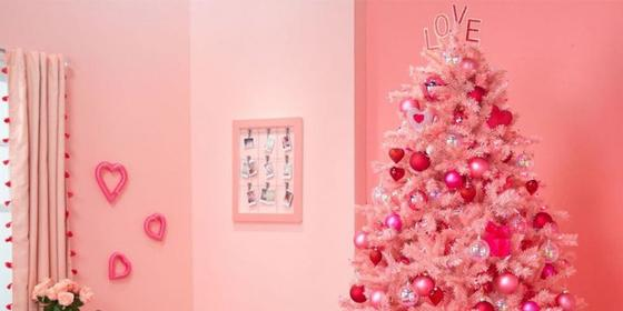 The Valentine's Day tree trend will bring extra love into your space