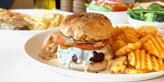 5 Places to beat your burger craving