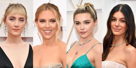 The Oscars 2020: best beauty looks