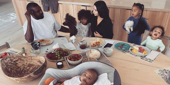 We can't get over the size of Kim Kardashian's kids' playroom