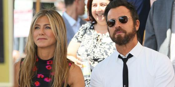 Justin Theroux's birthday message to ex-wife Jen Aniston is the sweetest thing you'll see this month