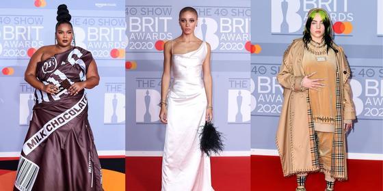Brit Awards 2020: Best Dressed Celebrities
