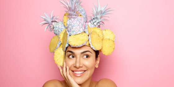 Interview: Huda Kattan dishes all the fruity deets on her latest clean beauty brand, Wishful