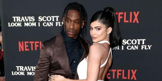 Um, are Kylie Jenner and Travis Scott back together??