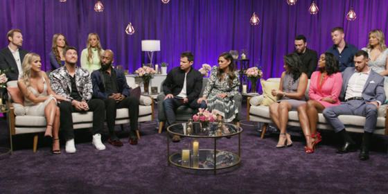 Everything we learned from the Love is Blind Reunion
