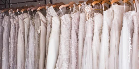 Coronavirus could cause a wedding dress shortage