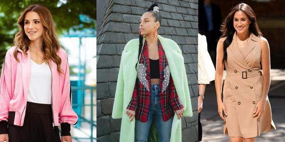 3 celeb modest fashion outfits to copy this month