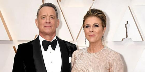 Tom Hanks and his wife test positive for Coronavirus