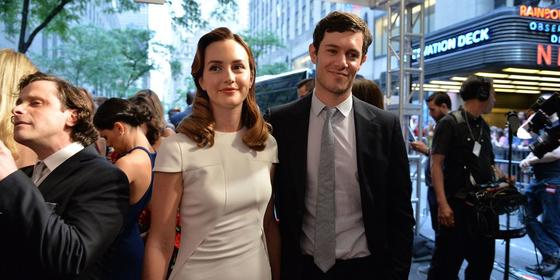 Leighton Meester Is Pregnant With Her Second Baby!