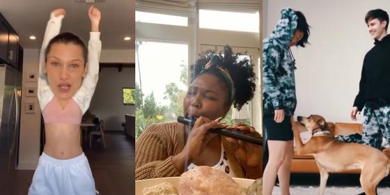 This is what your favourite celebs have been up to in self-isolation