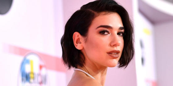 Dua Lipa looks so different now she's changed up her hair