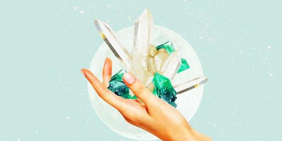 The crystal that'll help you chill, based on your Zodiac sign