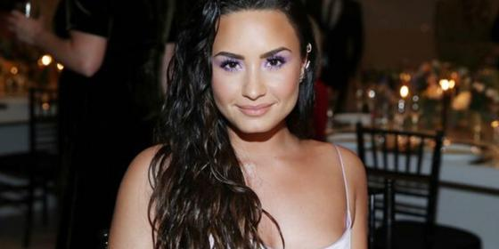 Demi Lovato opens up about having an eating disorder while filming 'Sonny With a Chance'