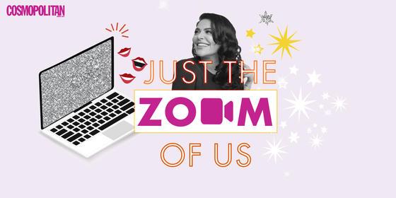 Just the Zoom of Us: Mona Kattan