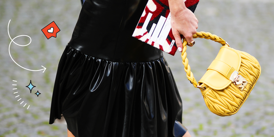 Here's exactly how to clean your fancy patent leather items