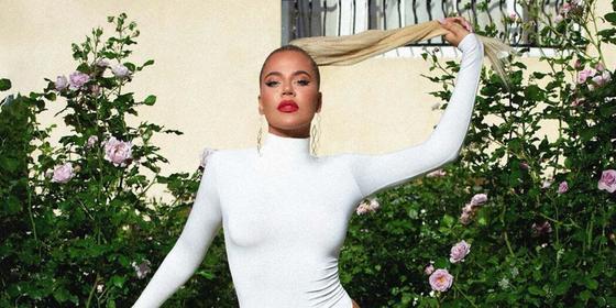 Khloe Kardashian makes her own body scrub with two super cheap ingredients
