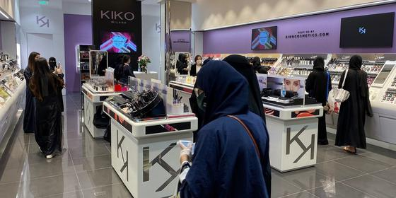 KIKO Milano has *finally* opened a store in Riyadh