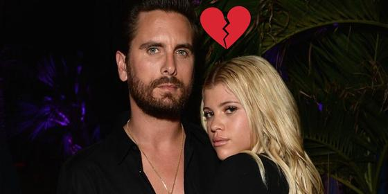 Scott Disick and Sofia Richie have reportedly broken up