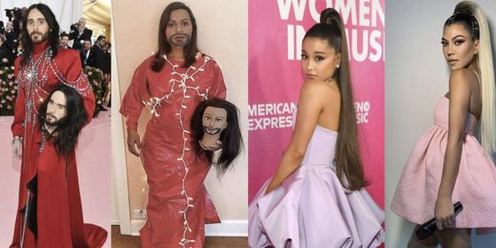 24 times celebrities dressed as other celebs
